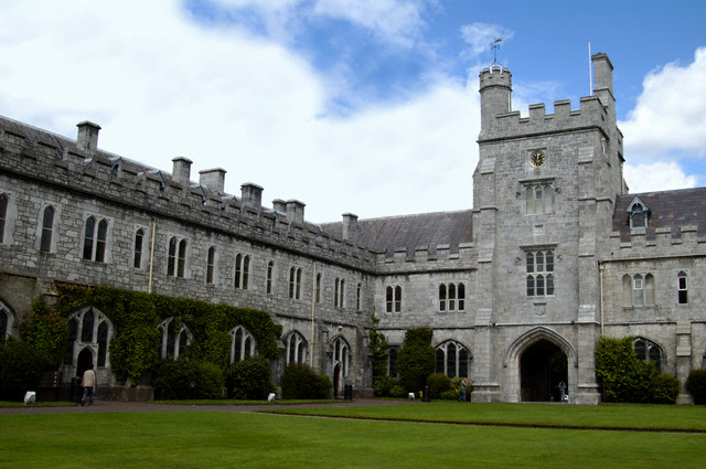study in ireland, study ireland, Top University in ireland.
