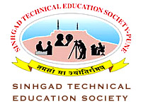 Sinhgad College of Science logo