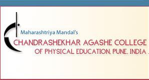 Chandrashekhar Agashe College of Physical Education logo