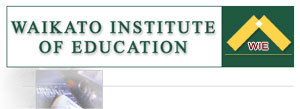 Waikato Institute of Education logo