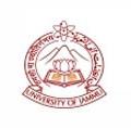 University of Jammu logo