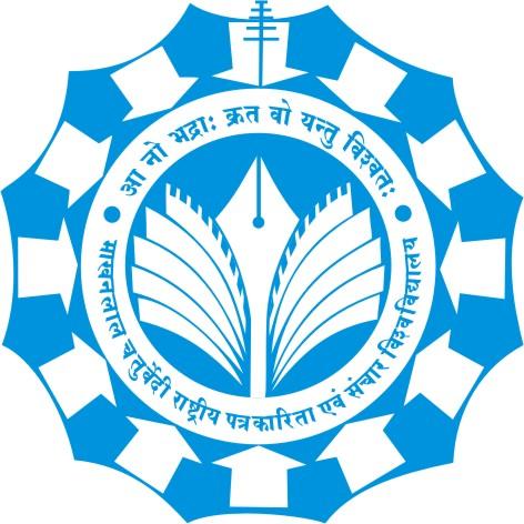 Makhanlal Chaturvedi National University logo