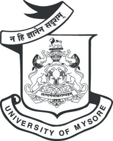 University of Mysore logo