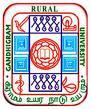 Gandhigram Rural University logo