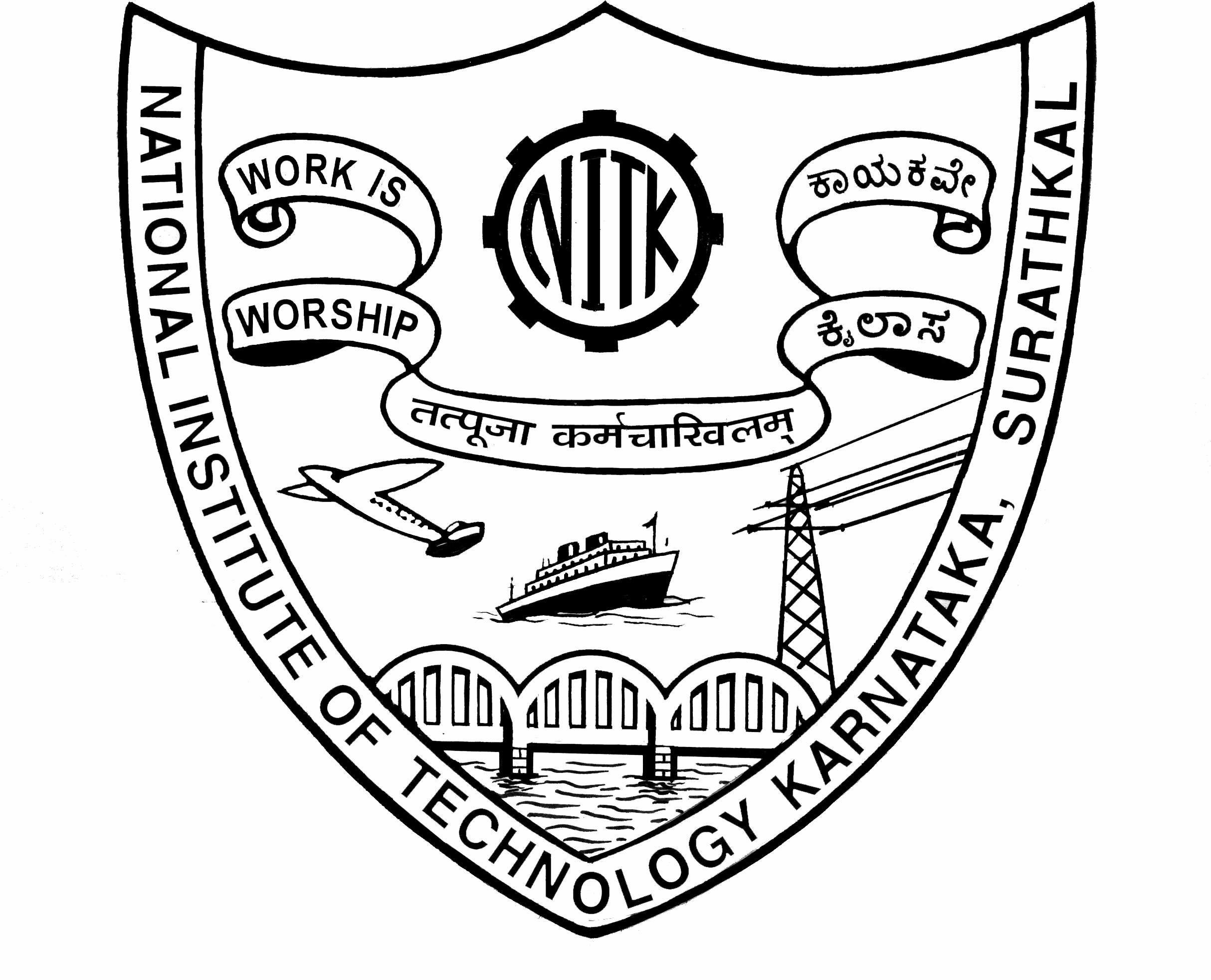 National Institute of Technology, Surathkal logo
