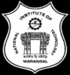 National Institute of Technology, Warangal logo