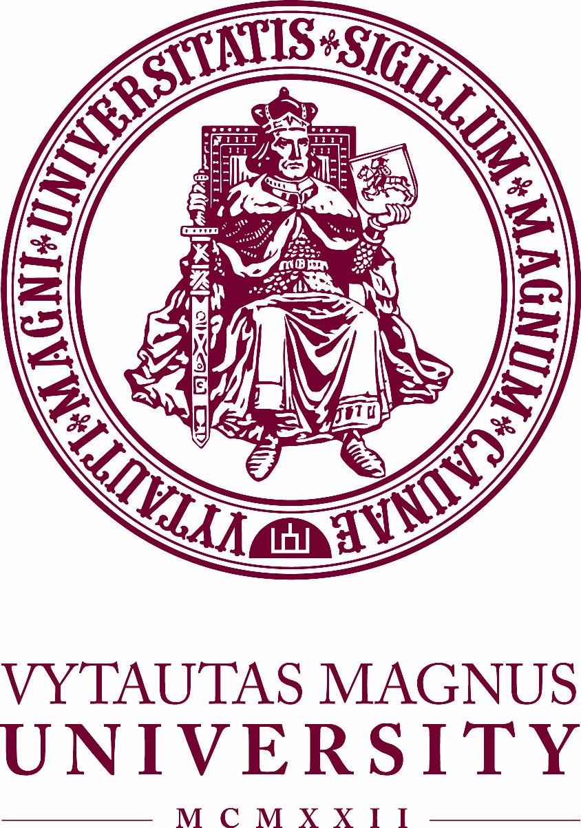 Vytautas Magnus University logo