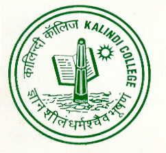 Kalindi College logo