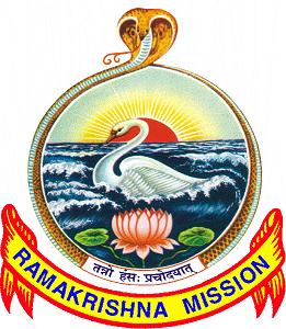 Vivekananda College logo