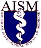 American International School of Medicine logo