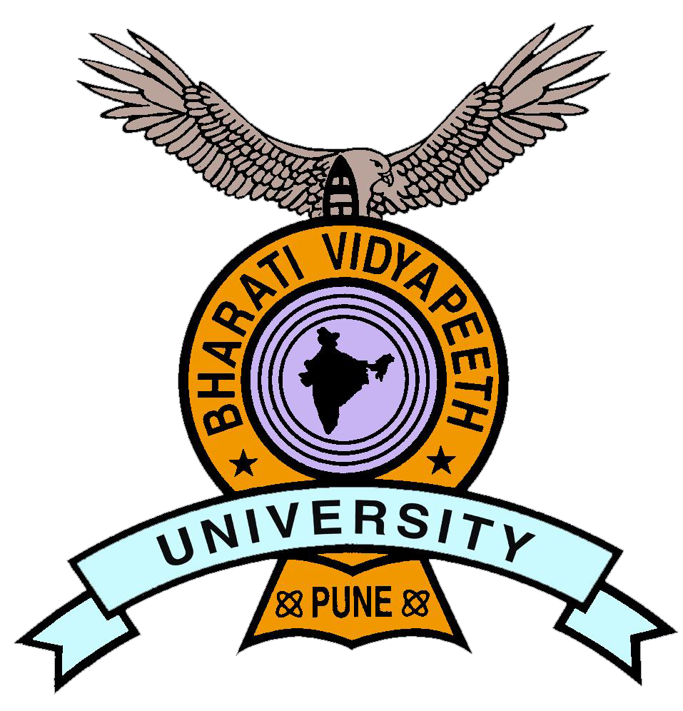 Bharati Vidyapeeth's Institute of Hospitality Management logo