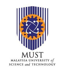 Malaysia University of Science and Technology logo