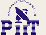 Pillai's Institute of Information Technology, Engineering, Media Studies & Research logo
